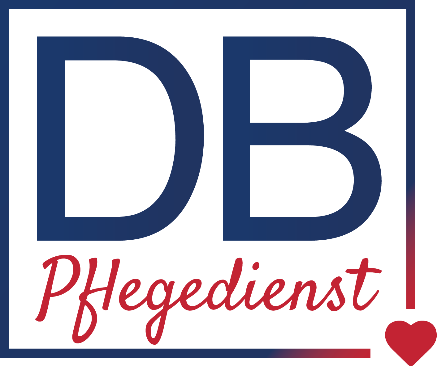Pflegedienst DB Logo